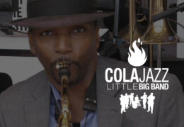 ColaJazz Little Big Band Cleave guyton